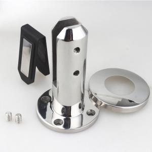 Wholesale Customize Duplex 2205 Spigot / Round Friction Glass Balustrade Spigots from china suppliers