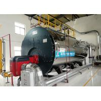 2 Ton Gas Steam Boiler High Efficiency For Carbonated Beverage Production Line for sale