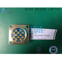 China XCE22F12K1D1 Military Circular connectors stainless steel signal transmisson fireproofing EMI/RFI shielding on sale