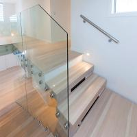 Wholesale Beautiful Foshan Internal Staircase Design /  Wooden Floating Staircase from china suppliers