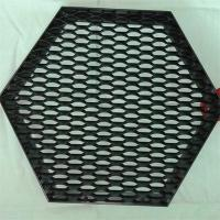 Wholesale hotel outdoor hanging decorative expanded aluminum metal mesh from china suppliers