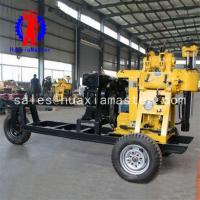 Wholesale XYX-130 wheeled hydraulic core drilling rig Machine Supplier For China from china suppliers