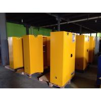 Wholesale Vertical Corrosive Chemical Storage Cabinets 60 Gallon For Flammable Materials from china suppliers