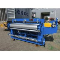 China Grassland Cattle Fencing Wire Making Machine , Wire Knitting Machine Low Noise on sale