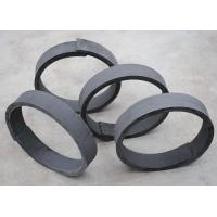 China Rubber Based Industrial Brake Lining Material For Medium And Light Vehicles on sale