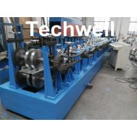 Wholesale CZ Purlin Roll Forming Machine Quick Interchangeable Type for Making C/ Z Shaped Purlin Sheet from china suppliers