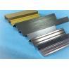 Wholesale Customized Length Aluminium Floor Strips / Aluminium Trim For Ceramic Decoration from china suppliers