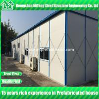 Wholesale Quick Build Prefabricated Building Light Steel Structure prefab home from china suppliers
