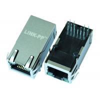 Wholesale 546-805-87 RJ45 Modular Jack with 1000 Base-T Integrated Magnetics & PoE LPJK2065AONL from china suppliers