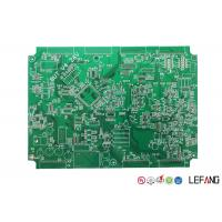 Wholesale Family Television PCB Printed Circuit Board , PCB Board Assembly LF-HASL Surface from china suppliers