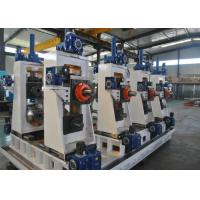 Wholesale Manual Or Automatic Welded Pipe Production Line / Industrial Tube Mills from china suppliers