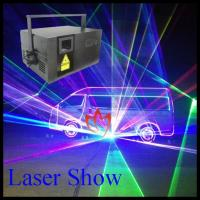 Wholesale XTRA 3.6 Watt 50Kpps Laser Stage Light 638nm Red With RGB Full Color from china suppliers