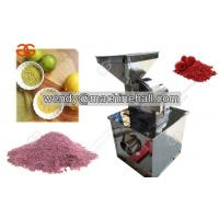 Wholesale Industrial universal dry food vegetable fruit coffee soya cocoa bean grinding machine from china suppliers