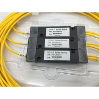 Wholesale 1XN PLC Splitter optical distributor Low insertion loss and high uniform for EPON Ethernet passive optical network from china suppliers