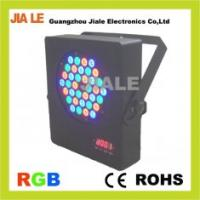 Quality RGB Palmer Lamp, Aluminum Portable 120W 50 - 60HZ Led Stage Lighting Fixtures for sale