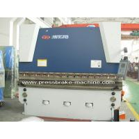 Buy cheap Automatic CNC WC67Y Hydraulic Press Brake Equipment Economic Type from Wholesalers