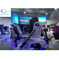 Wholesale 3 Screens Full View 6 Dof Motion Racing Car Simulator from china suppliers