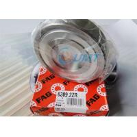 Wholesale Good quality chorme steel FAG brand 45X100X25 mm 6309 - 2ZR bearing from china suppliers