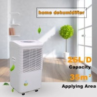 Wholesale 35m2 220v Portable Fully Automatic Dry Air Dehumidifier from china suppliers