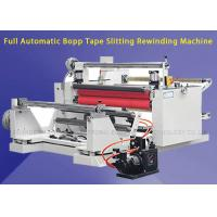 China 380v 50HZ Touch Screen Slitting Rewinding Machine For Electrical Insulation on sale