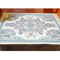 Wholesale PVC Dots Backing Cooking Anti Slip Floor Mat Needle Punched Non Woven Printed from china suppliers