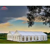 Wholesale Luxury Outdoor Wedding Event Tents 25m X 15m For Temporary Buildings from china suppliers