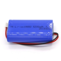Wholesale Rechargeable CC CV MSDS 5200mAh Li Ion 3.7 V Battery from china suppliers