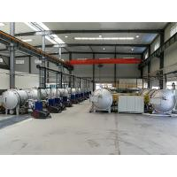 Wholesale High Efficiency Vacuum Induction Furnace / Carbon Heat Treatment Furnace from china suppliers