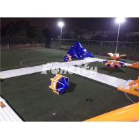 China Customizable Inflatable Theme Park Slide , Inflatable Backyard Water Park With CE Approved on sale