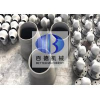China Gray Silicon Carbide Ceramic Cyclone Liner SiSiC Liner For Mineral Processing Industry on sale