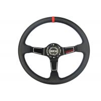 Wholesale Easy Control Red Race Car Steering Wheel Increase Driving Comfort And Grip from china suppliers