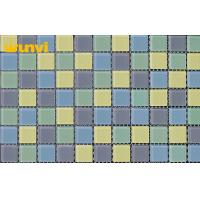 Wholesale Professional Anti - Slipping Iridescent Glass Mosaic Tile For Fountains from china suppliers