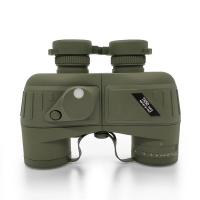 Wholesale Military Rangefinder Telescope 7x50 Binoculars Built-in Illuminated Compass from china suppliers