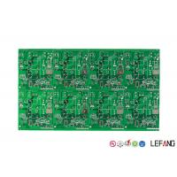 Wholesale Security Equipment Multilayer Printed Circuit PCB Board Assembly With Lead Free HASL from china suppliers