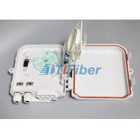 Wholesale 1*8 PLC Fiber Splitter Box  Wall Mounted Outdoor Distribution Box from china suppliers