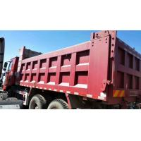 China Sinotruk Hova 30t Second Hand Truck , Mining Second Hand Tipper Trucks for sale