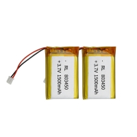 Wholesale PL803450 1500mAh 3.7 V Lithium Polymer Battery Within 1C Rate from china suppliers