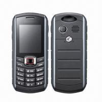 Wholesale B2710 Waterproof Cellphones with 3G, Bluetooth and A-GPS from china suppliers