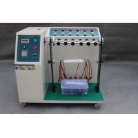 10 - 60/Min Lab Testing Equipment Automatic Plug Wire Bending Test Machine for sale