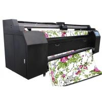 Wholesale 1.8M Digital Sublimation Printing Machine / Flag Printer Machine from china suppliers