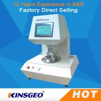 Wholesale Automatic Fabric Water Permeability Tester , Air Permeability Test Equipment KJ-C064 from china suppliers