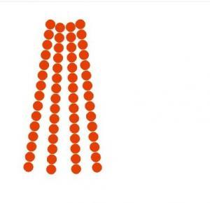 China Orange Custom Rhinestone Transfers , Eco-Friendly hot fix  For T-shirt Fashionable on sale