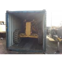 Wholesale Used KOMATSU GD661A Motor Grader Sold To Myanmar from china suppliers
