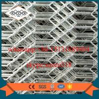 Wholesale anping huijin gothic metal mesh for fencing / heavy duty diamond gothic mesh from china suppliers