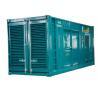 Stainless Steel Diesel Generator Set 120kva Powered Cummins Engine for sale