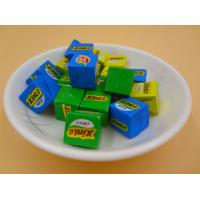 Wholesale Large Sugar Cubes / Cube Shaped Candy Crispy Feeling Green Snack Foods from china suppliers