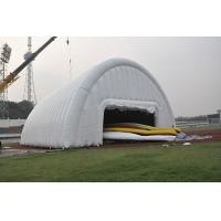 Quality Professional Outdoor White PVC Inflatable Sport Tent for Event 40 × 15m for sale