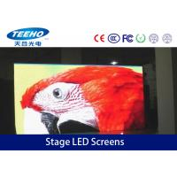Wholesale P3 SMD Indoor Stage LED Screens Rental For Shows , Stage LED Panels 3500cd / ㎡ 16.7M from china suppliers
