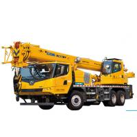 China XCT16  16 Ton industrial portable truck crane With Hydraulic Outriggers on sale