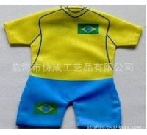 China Custom Funs Brazil Mini T-shirt on sale